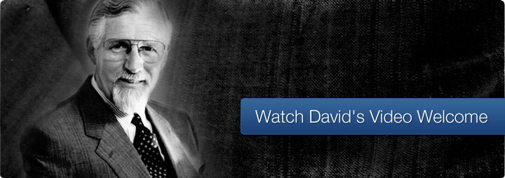 Watch David's Latest Message